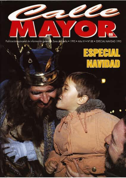 CALLE MAYOR 088 – ESPECIAL NAVIDAD 1995-1996