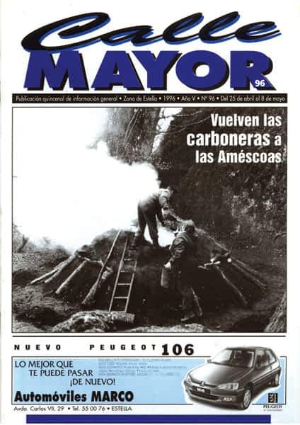CALLE MAYOR 096 – VUELVEN LAS CARBONERAS A LAS AMÉCOAS