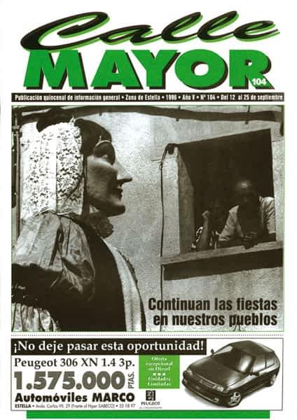 CALLE MAYOR 104 – CONTINÚAN LAS FIESTAS EN NUESTROS PUEBLOS