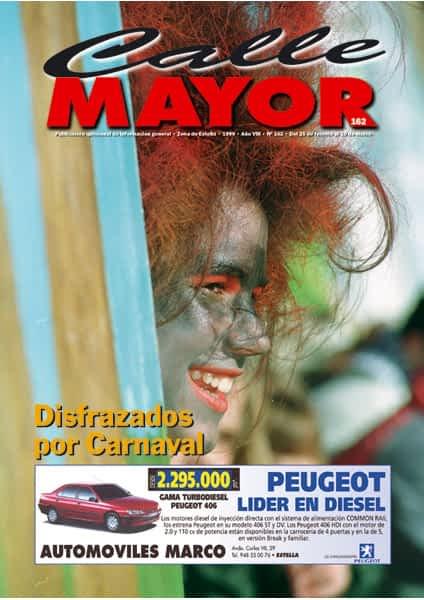 CALLE MAYOR 162 – DISFRAZADOS POR CARNAVAL