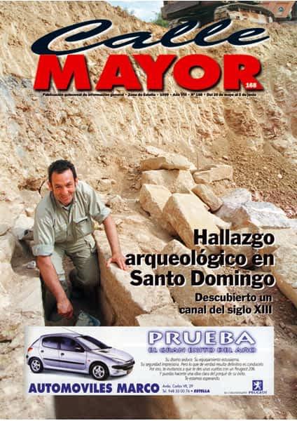 CALLE MAYOR 168 – HALLAZGO ARQUEOLÓGICO EN SANTO DOMINGO