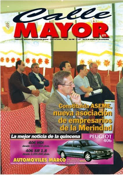 CALLE MAYOR 177 – CONSTITUIDA ASEME, NUEVA ASOCIACIÓN DE EMPRESARIOS DE LA MERINDAD