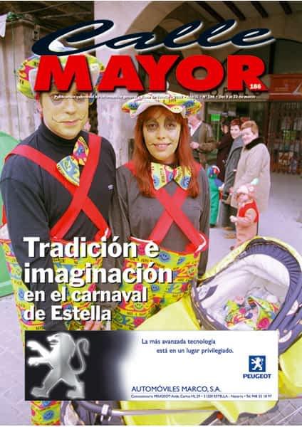 CALLE MAYOR 186 – TRADICIÓN E IMAGINACIÓN EN EL CARNAVAL DE ESTELLA