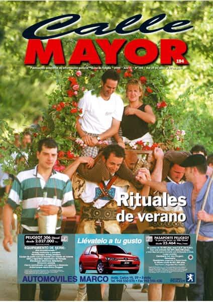 CALLE MAYOR 194 – RITUALES DE VERANO