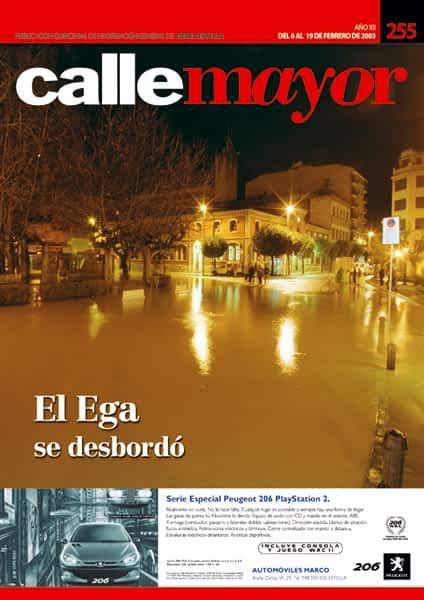 CALLE MAYOR 255 – EL EGA SE DESBORDÓ