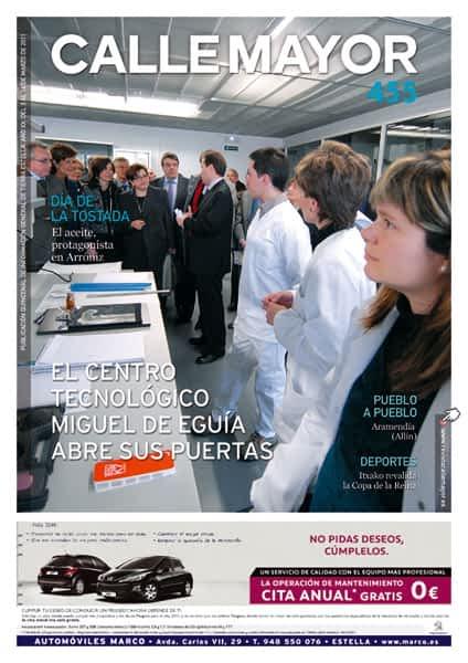 CALLE MAYOR 455 – EL CENTRO TECNOLÓGICO MANUEL DE EGUÍA ABRE SUS PUERTAS