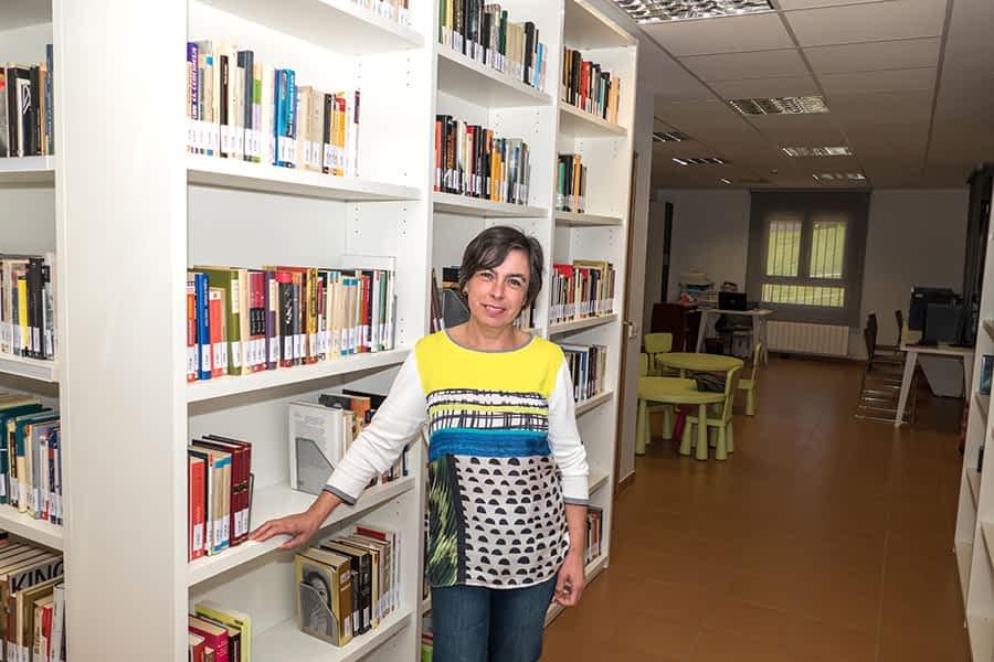 """PRIMER PLANO – Chus Ciordia Echávarri – """"Soy la intermediaria entre las fuentes de conocimiento y los usuarios"""""""