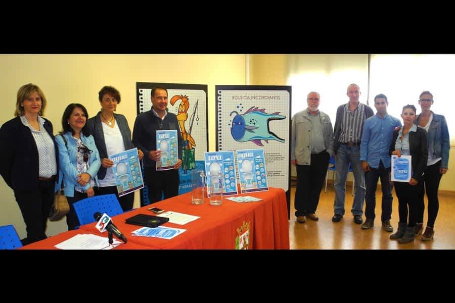 Mancomunidad presenta nueva campaña sobre el agua