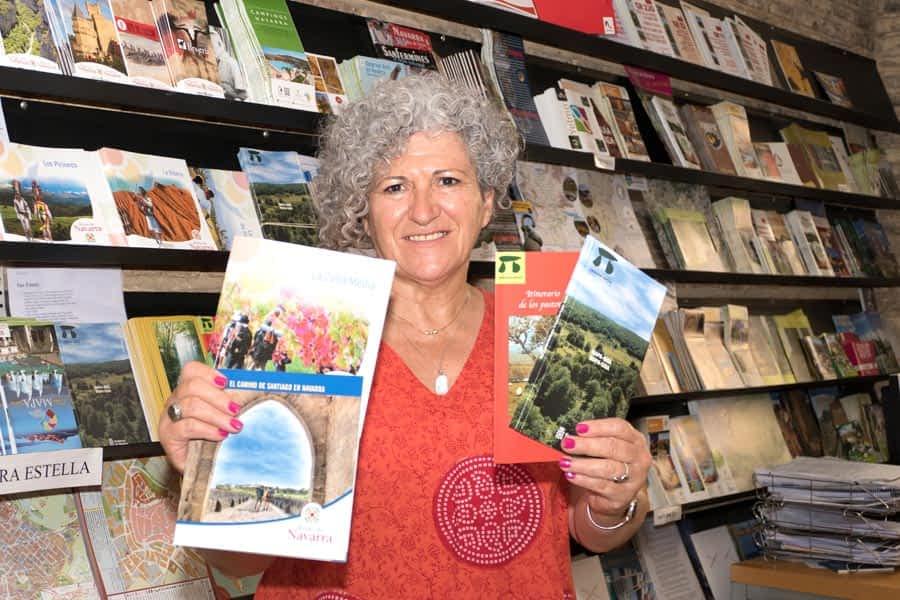 """PRIMER PLANO – Mª Antonia Bariain – """"Se podrán ver las maravillas de la región, de forma audiovisual, en la propia oficina"""""""