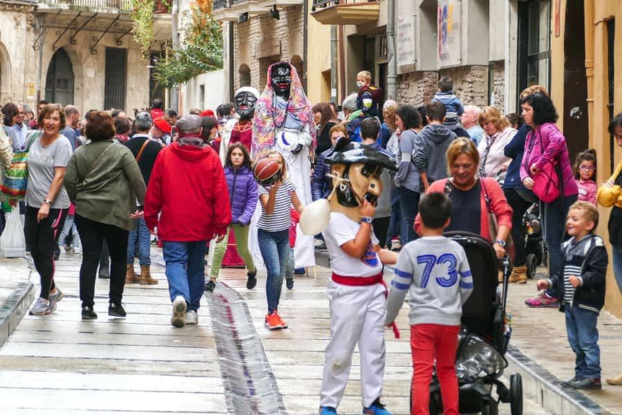 El barrio de San Miguel celebró sus fiestas