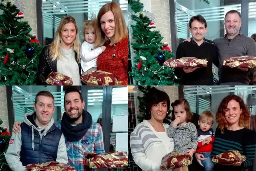 64 parejas disputaron el VI Torneo de Navidad de Pádel
