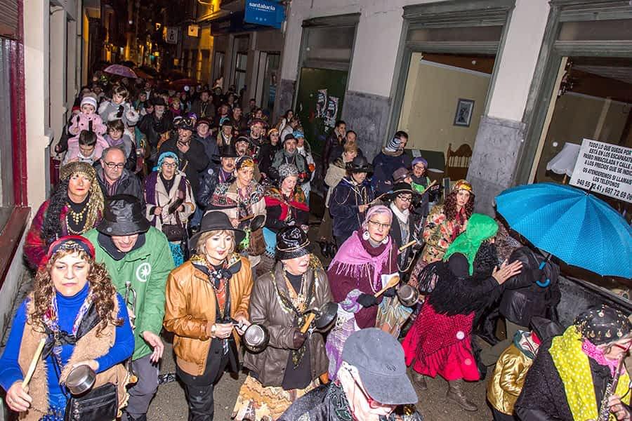 Caldereros se 'cae' del programa de Carnaval