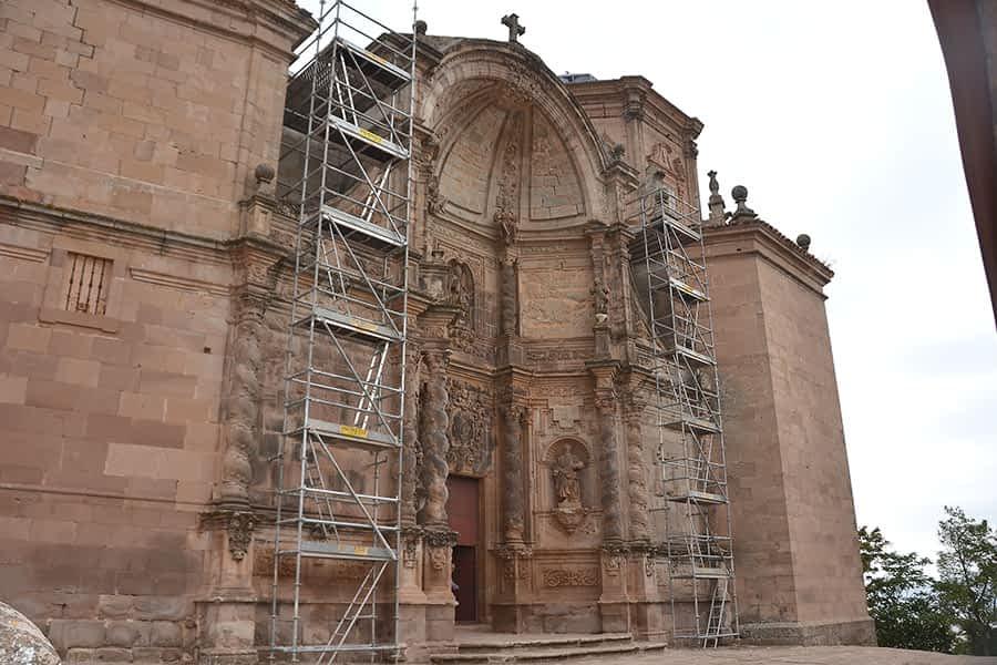 Terminadas las obras en la basílica de San Gregorio Ostiense