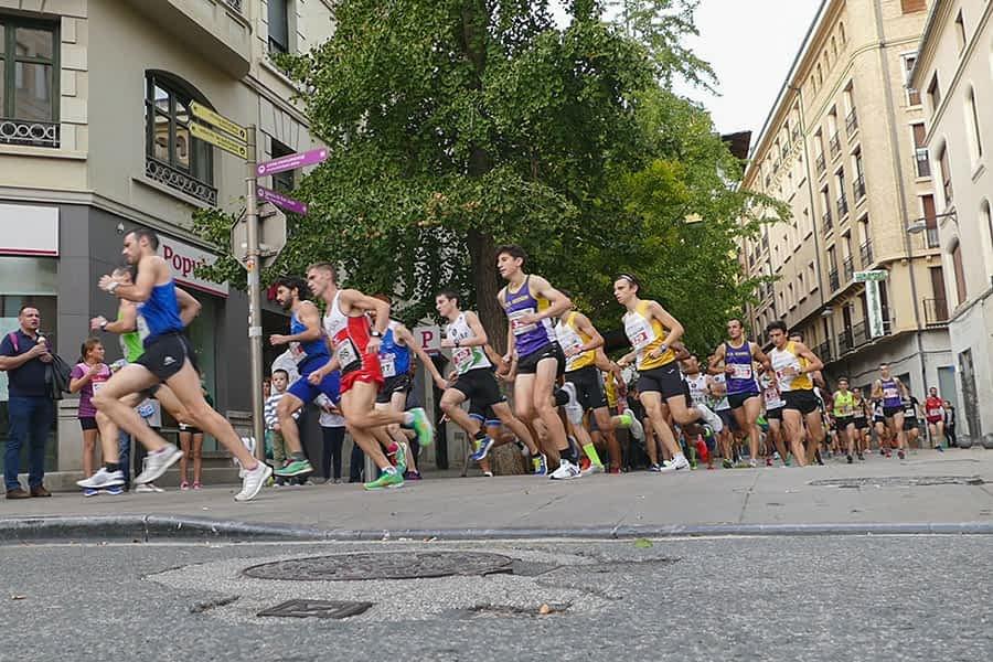 La carrera del Iranzu reunió a 435 participantes
