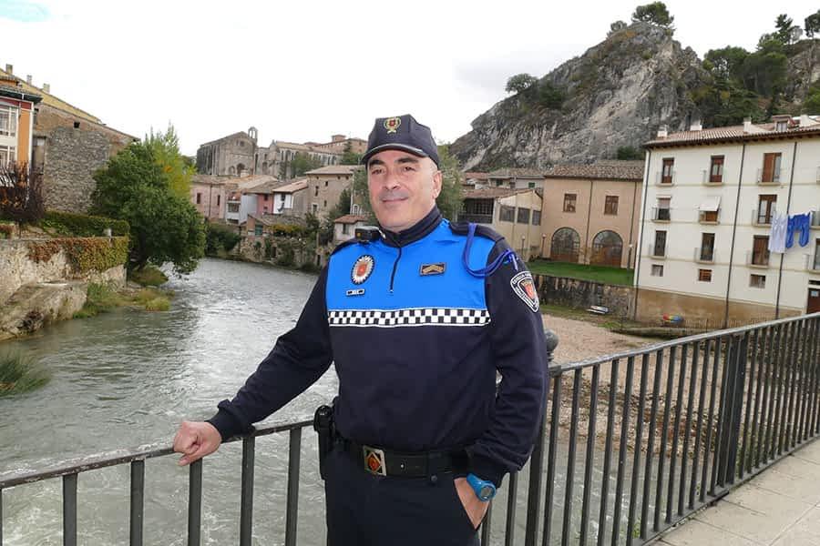 """PRIMER PLANO – Pablo Salvatierra – Nuevo jefe de la  Policía Municipal – """"La nueva Ordenanza recupera el espíritu de la zona azul, la rotación verdadera"""""""