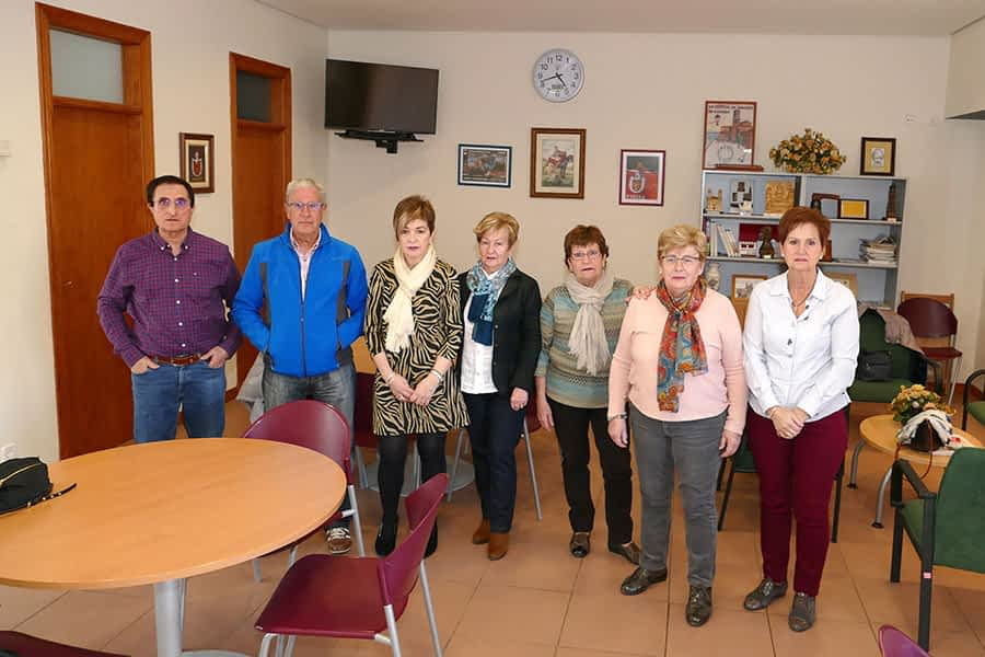 ASOCIACIONES – Club de Jubilados San Martín – El 'Salón de estar' de Ayegui