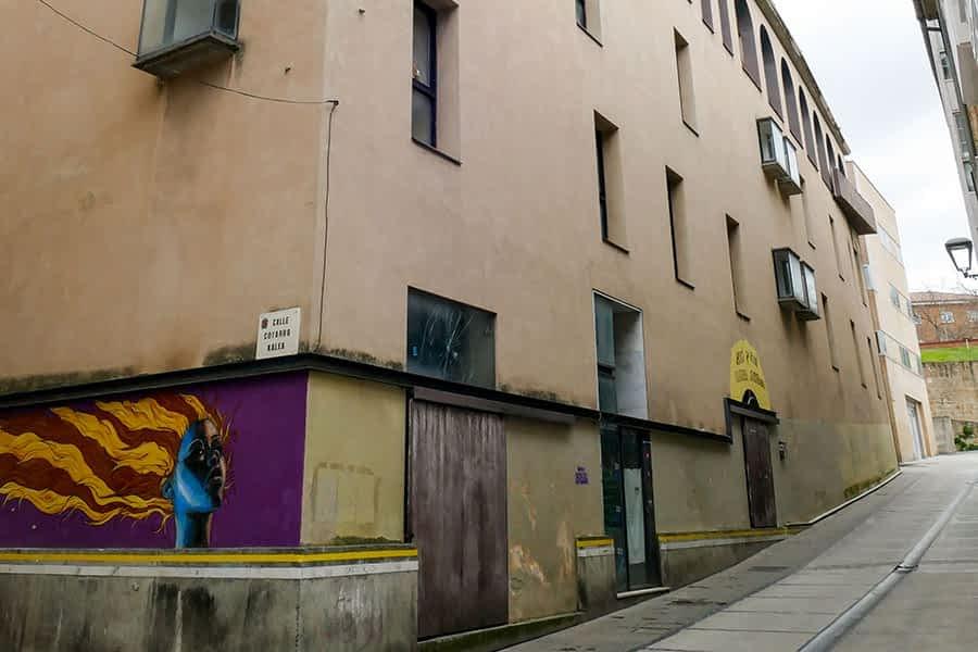 El Hospital Viejo se transformará en 14 viviendas públicas de alquiler protegido