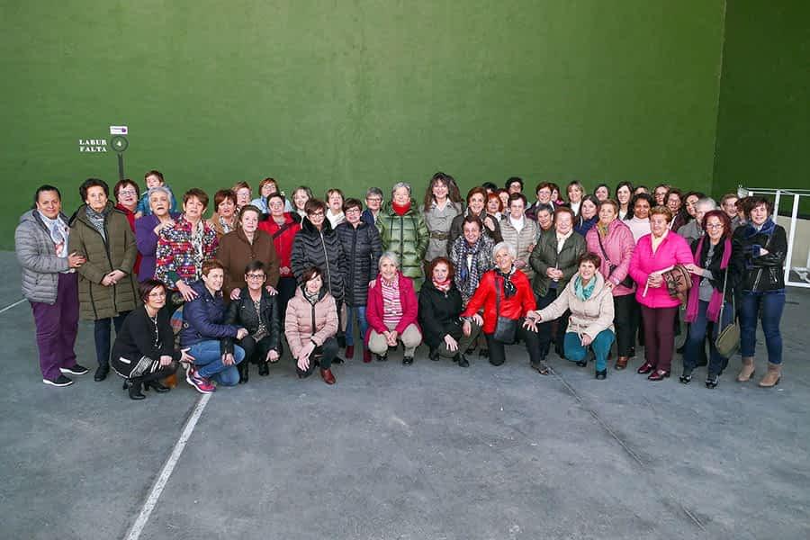 ASOCIACIONES – LIZARRATE – Mujeres rurales con iniciativa