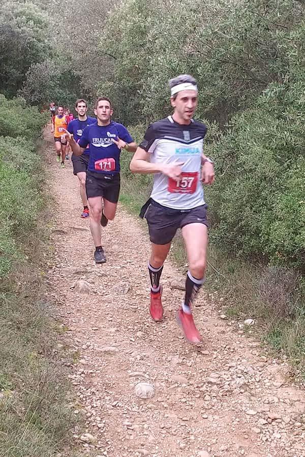 La V Jurramendi Trail Montejurra reunió a 453 corredores