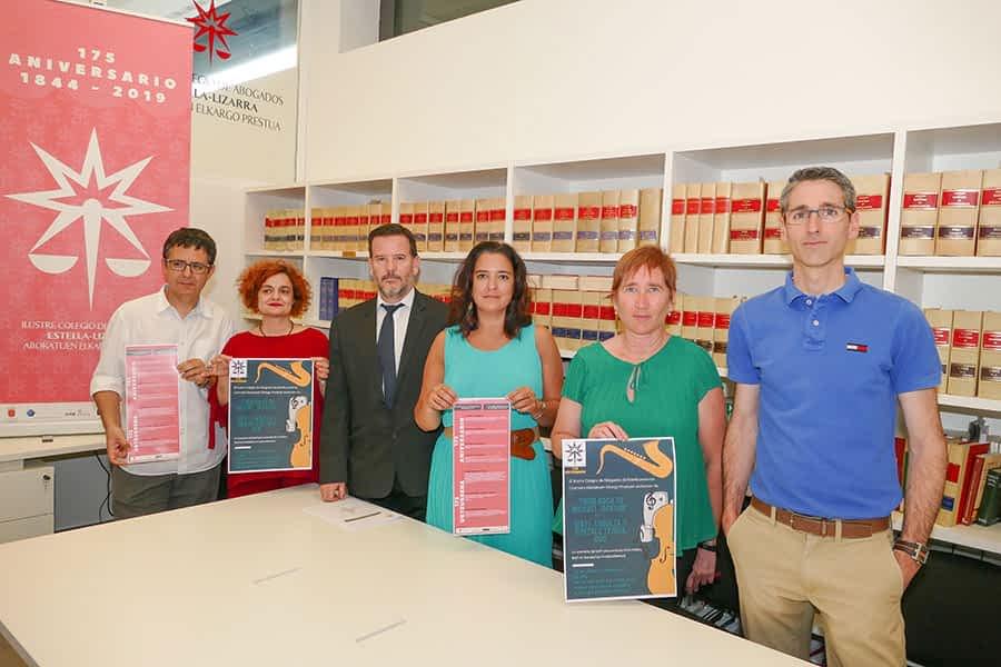 El Colegio de Abogados de Estella celebra su 175 aniversario