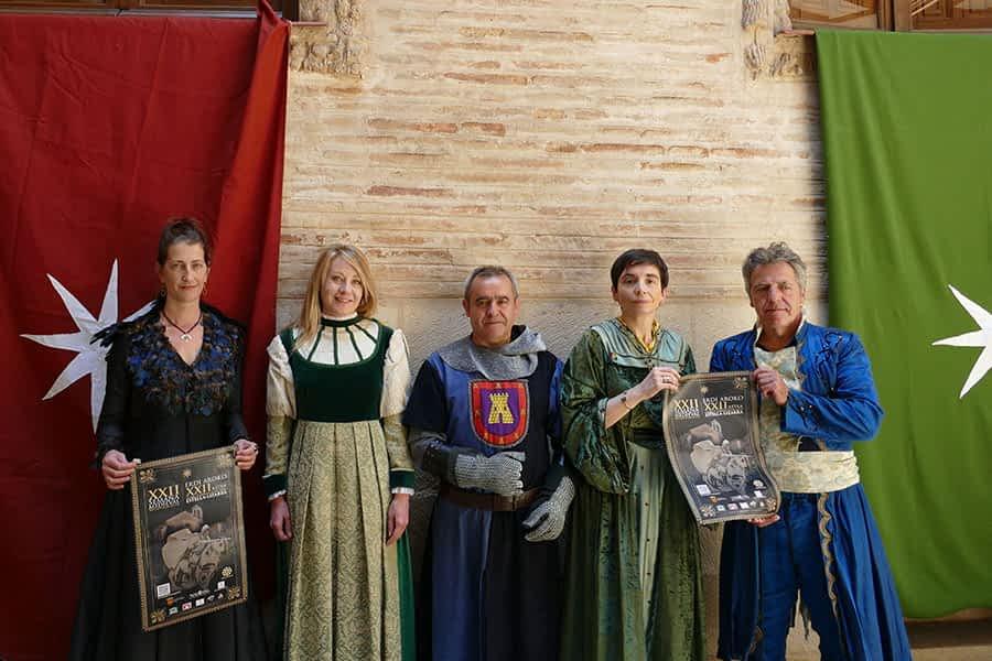 Sancho Ramírez y el fuero de Estella, protagonistas de la Semana Medieval