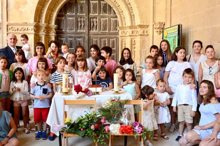 Las Iraches e Iratxes celebraron su fiesta