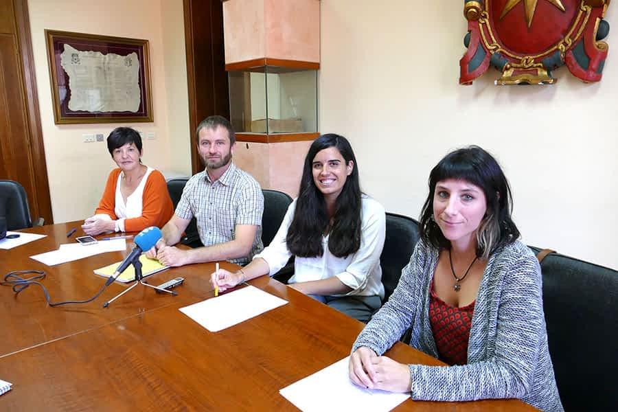 EH Bildu repasa las acciones urbanísticas pendientes de ejecución
