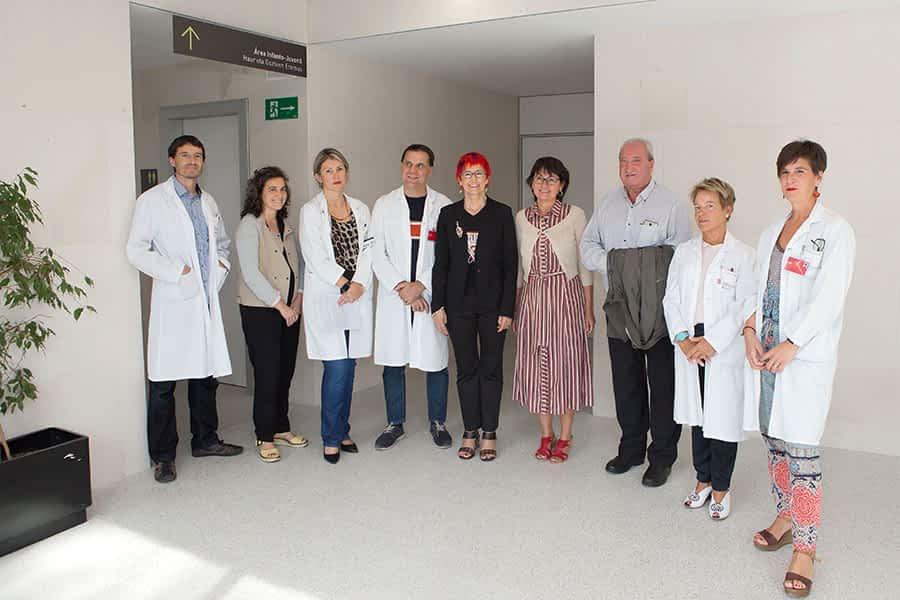 Comienza a funcionar el Centro de Salud Mental en el García Orcoyen