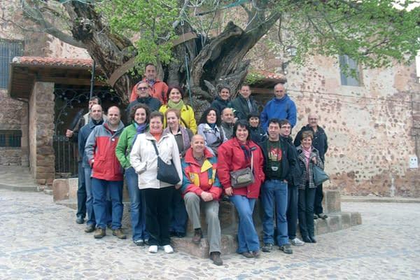 Una fundación agrupará los pueblos del embalse de Alloz