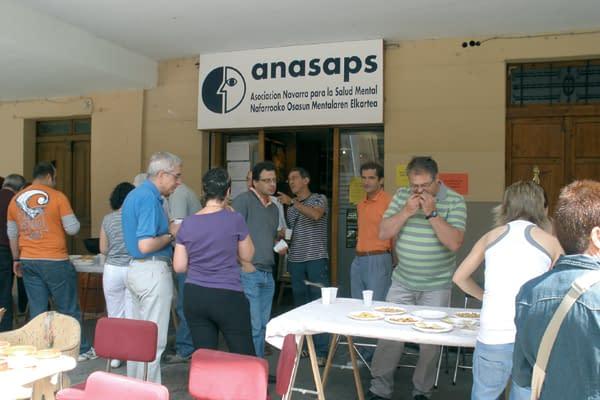 Jornada de puertas abiertas en Anasaps