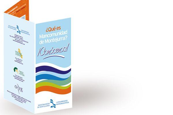 Mancomunidad buzonea a sus 37.000 usuarios un folleto informativo sobre sus servicios