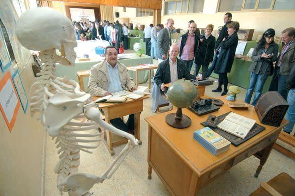Cincuenta años de historia del colegio El Puy