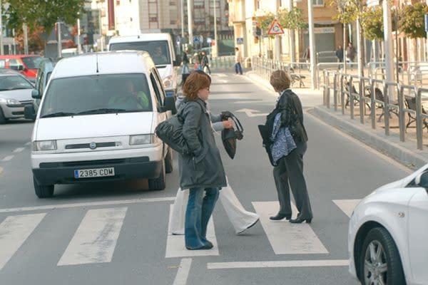 Siete semáforos darán seguridad y agilidad en la principal vía de Estella