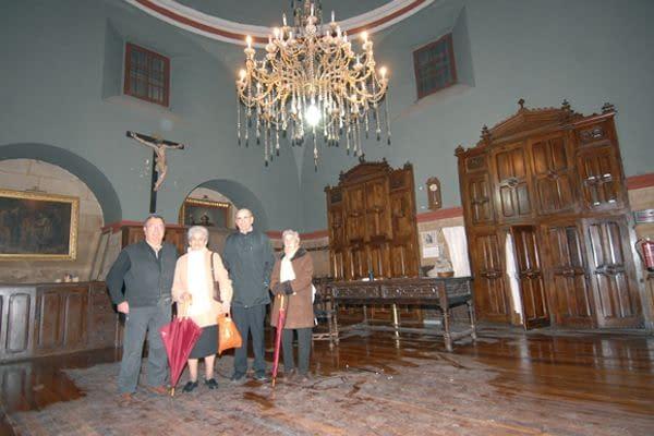 La parroquia de San Juan abrirá una nueva capilla para las misas diarias