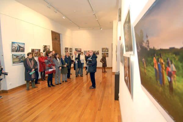 Una exposición sobre Rwanda muestra el origen de la cooperación navarra