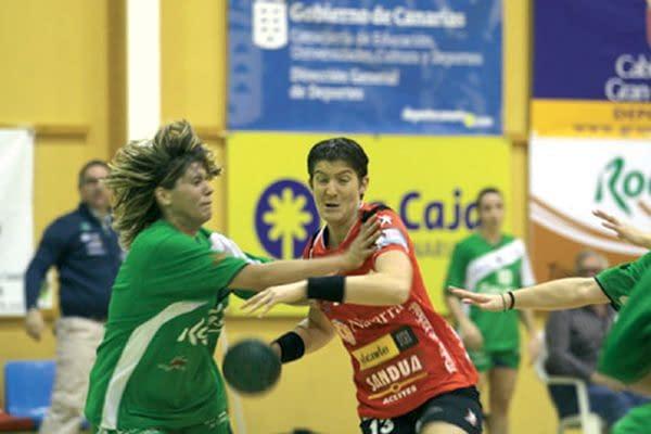 Itxako pierde su primer partido de liga, con el Rocasa