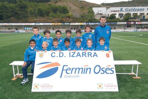 El Izarra, sin fisuras