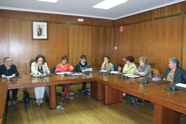 Concentraciones y teatro contra la violencia de género