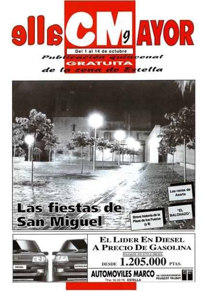 CALLE MAYOR 009 – LAS FIESTAS DE SAN MIGUEL