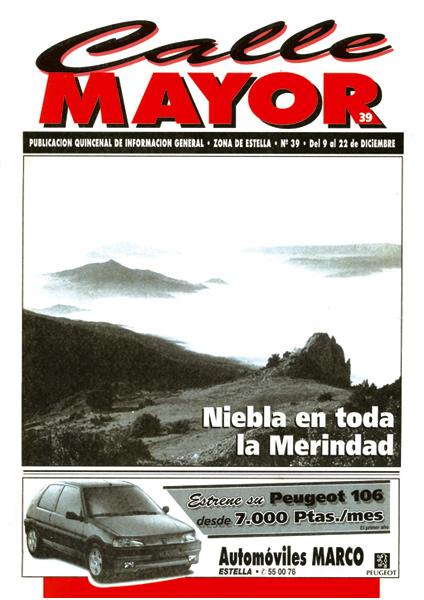 CALLE MAYOR 039 – NIEBLA EN TODA LA MERINDAD