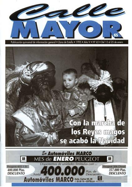 CALLE MAYOR 065 – CON LA MARCHA DE LOS REYES MAGOS SE ACABÓ LA NAVIDAD