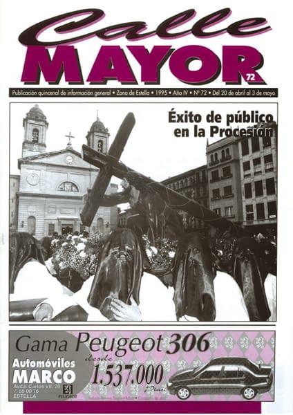 CALLE MAYOR 072 – ÉXITO DE PÚBLICO EN LA PROCESIÓN