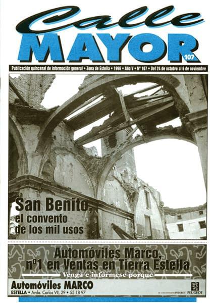 CALLE MAYOR 107 – SAN BENITO, EL CONVENTO DE LOS MIL USOS