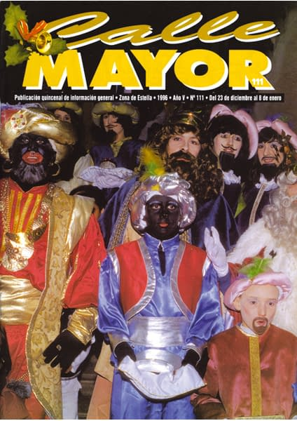 CALLE MAYOR 111 – ESPECIAL NAVIDAD 1996-1997