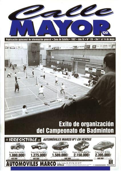 CALLE MAYOR 120 – ÉXITO DE ORGANIZACIÓN DEL CAMPEONATO DE BÁDMINTON