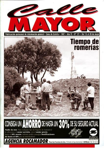 CALLE MAYOR 121 – TIEMPO DE ROMERÍAS