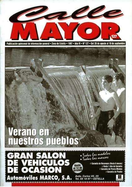 CALLE MAYOR 127 – VERANO EN NUESTROS PUEBLOS