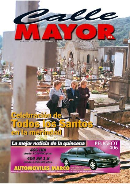 CALLE MAYOR 178 – CELEBRACIÓN DE TODOS LOS SANTOS EN LA MERINDAD