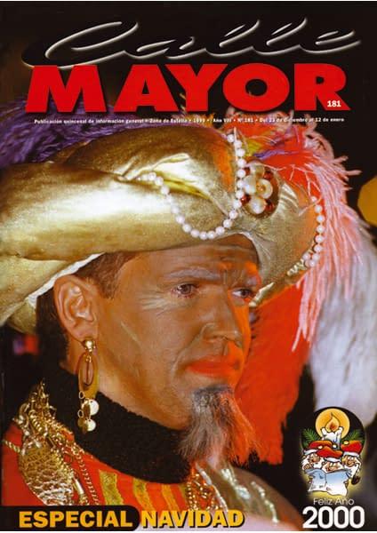 CALLE MAYOR 181 – ESPECIAL NAVIDAD 1999-2000