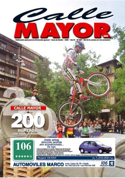 CALLE MAYOR 200 – CALLE MAYOR CELEBRA 200 NÚMEROS CON TODA LA MERINDAD